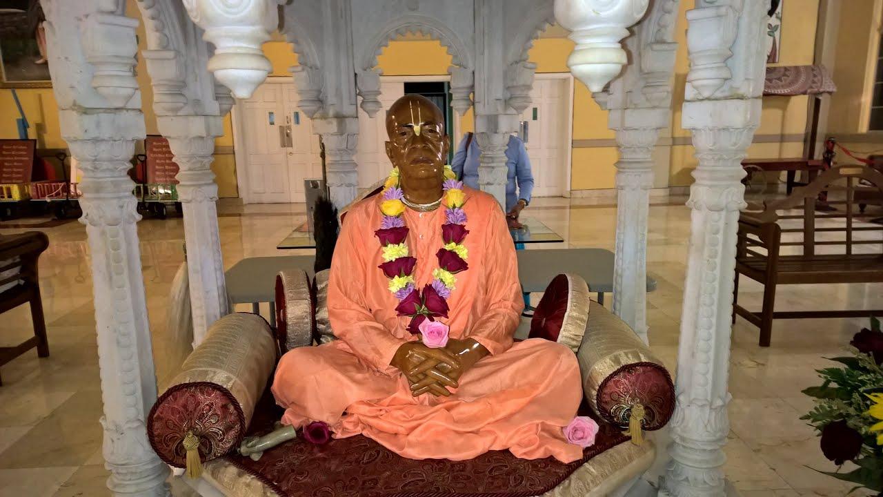 hare krishna temple record public miami