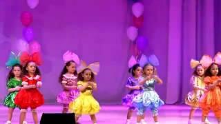 'Танец Кукол'  VI Международный конкурс хореографических постановок   IN KU Amazing Dance 2016