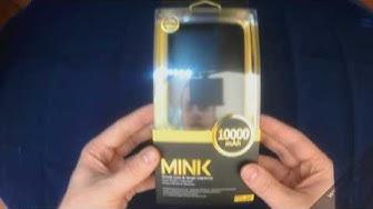 Proda PPL-22 Mink PowerBank záložní zdroj 10000mAh - Rozbalení kompletního balení
