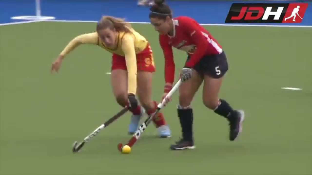 Melissa Gonzalez and one amazing reverse shot goal for USA!