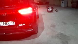 Примерка R18 на Hyundai Creta