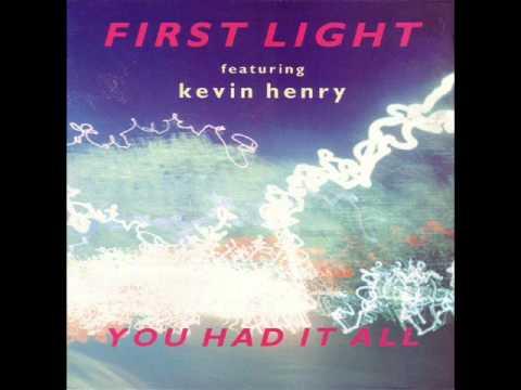Paul Hardcastle (First Light)-Winner