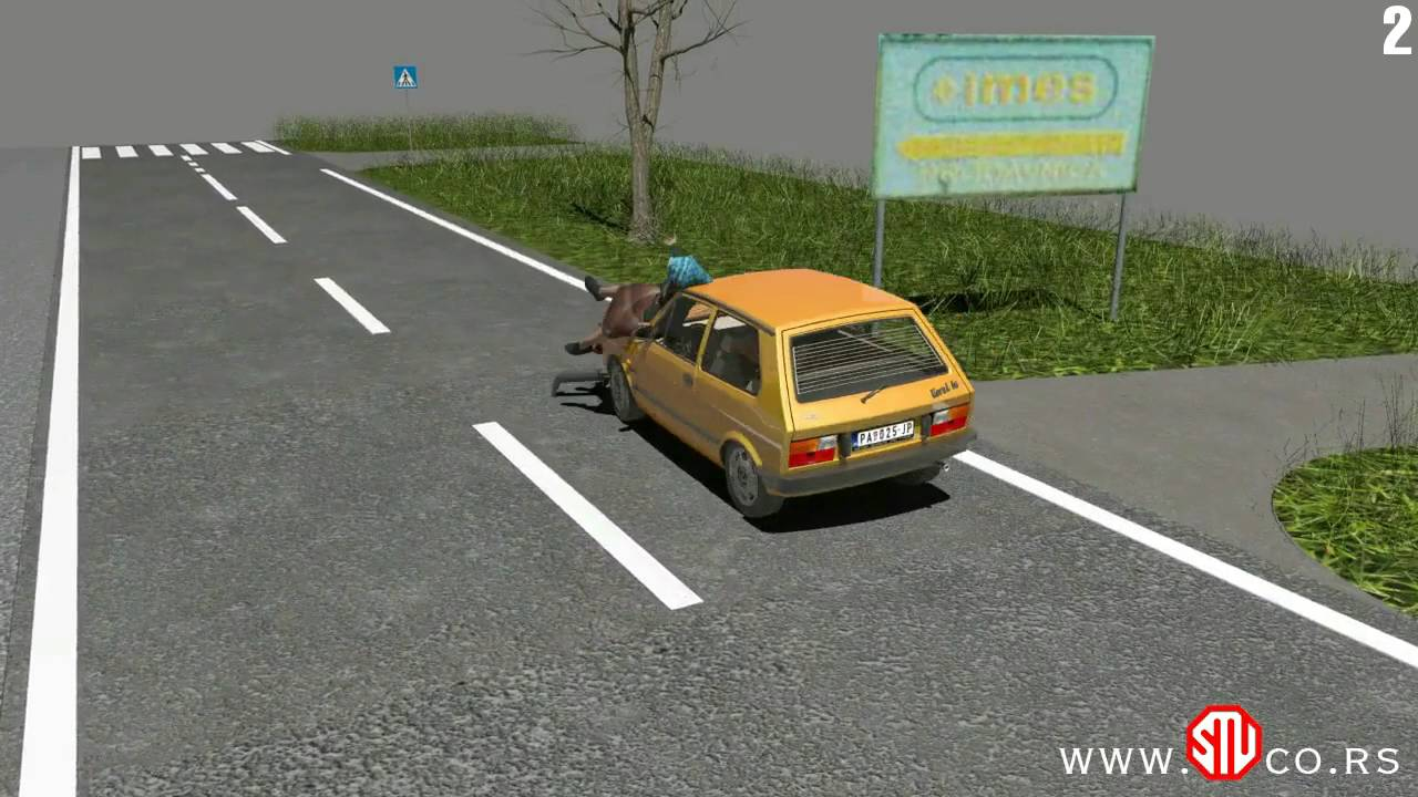 Traffic Accident Reconstruction - YouTube