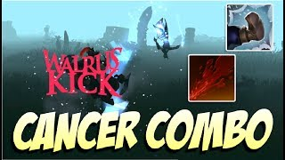 CANCER COMBO - Rupture + Walrus Kick Tusk by Alliance.Limmp - Top Pro Player Dota 2