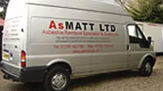 Asbestos Removal - Asmatt Ltd