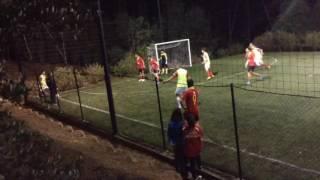 Eurofutsal la baita 2016 Galles - Spagna 4-6