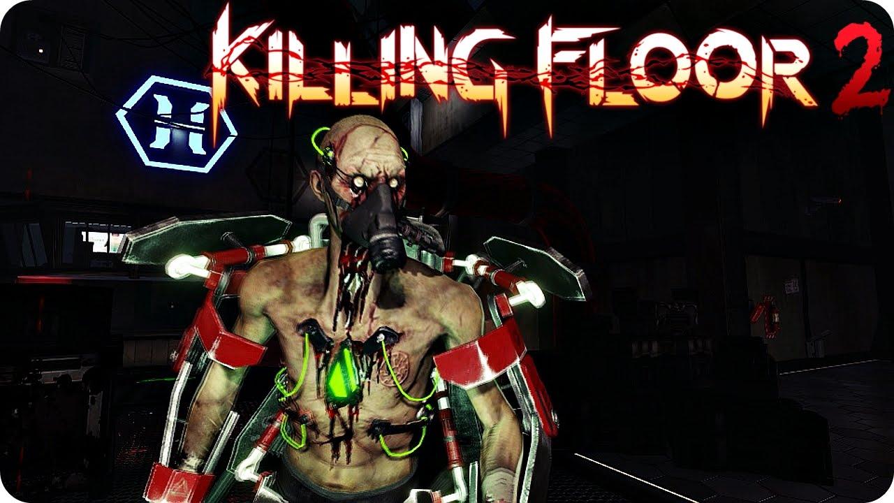 Killing floor 2 biotics labor 2 2 boss fight for Floor 2 boss swordburst 2