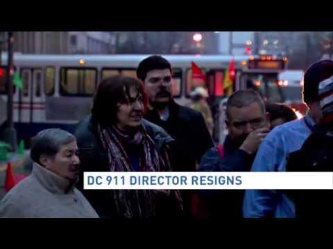D.C. 911 director resigns