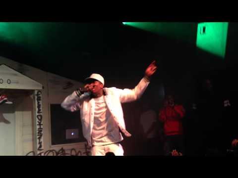 YG Dancing - My Krazy Life Tour NYC