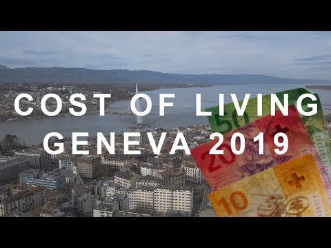Cost Of Living In Geneva (Switzerland)