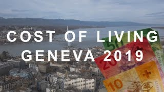 Gambar cover Cost of living in Geneva (Switzerland)