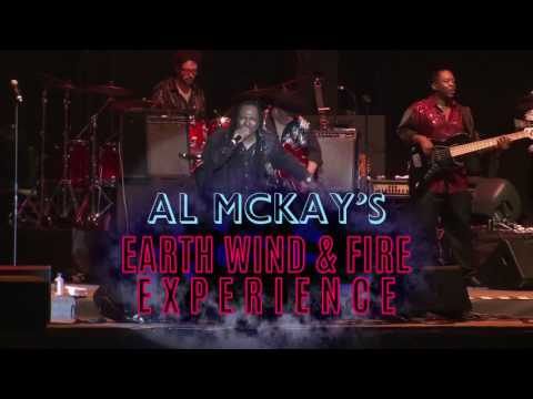 Al McKay's Earth Wind & Fire Experience Live in Manila