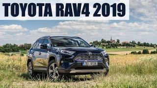 2019 Toyota RAV4 2.0 Valvematic 2019, 4K POV TEST: Když nechcete hybrid