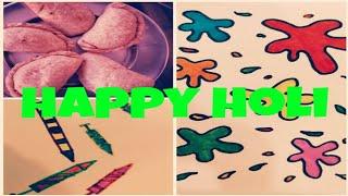 #Happy Holi WhatsApp status|New trending Holi Status|happy holi new status   wishes 2019