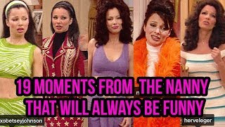 19 Moments From  The Nanny That Will Always Be Funny
