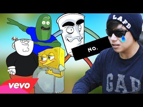 FANDOMS SUCK (Official Music Video)