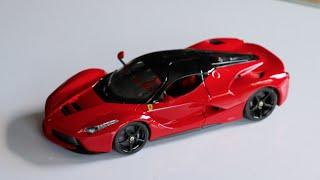 Review - 1:18 Scale Bburago Ferrari LaFerrari