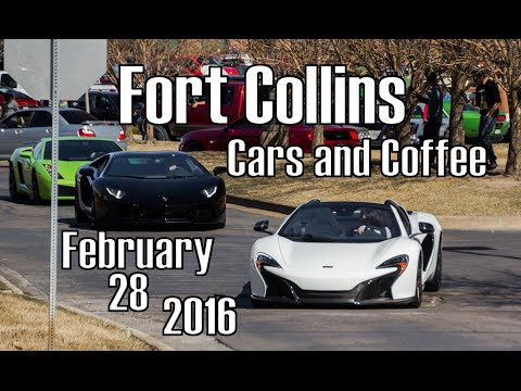 Fort Collins Cars and Coffee February 28, 2016