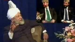 Question and Answer Session 1994 English Hadrat Mirza Tahir Ahmad Ahmadiyya Islam Pakistan Part 4/5