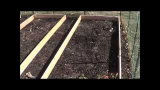 How To Build Raised Garden Beds. Cedar Raised Garden Beds.