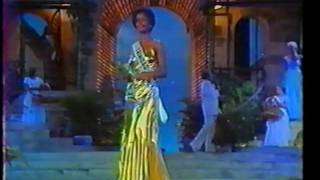 Miss Universe 1977 Evening Gown Competition