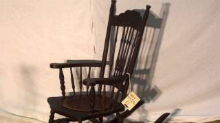 How To : Restore Leather Seats On Antique Chairs