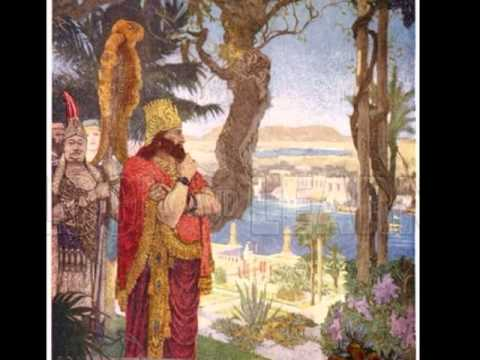 7 Wonders Of The Ancient World Hanging Gardens Of Babylon Youtube