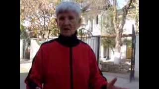 Жизненные уроки Галины Шелиховской, Крым, село Уютное