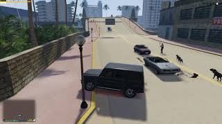 GTA 5 - Перелет в Vice City