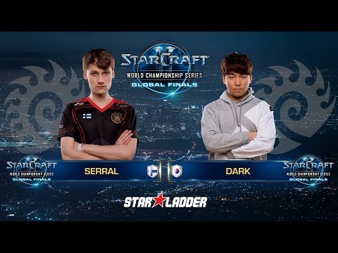 2018 WCS Global Finals Ro8 Match 4: Dark (Z) Vs Serral (Z)