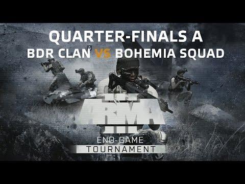Arma 3 End Game Tournament - Quarter-Finals A (Full Match)