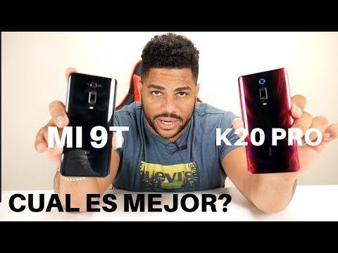 Xiaomi Mi 9T VS Xiaomi Redmi K20 Pro Comparativa NO creerás Los Resultados