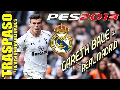 Traspaso BALE a Real Madrid + Revisión Hilidades / Stats PES + ...