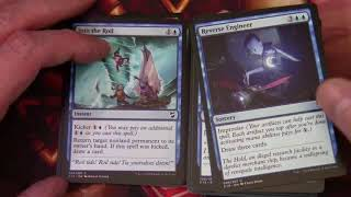 Magic The Gathering - Commander 2018 - Exquisite Invention Unboxing