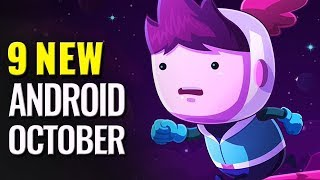 Android Playscore Scoop October 2017 | 9 Best New Android mobile games reviewed