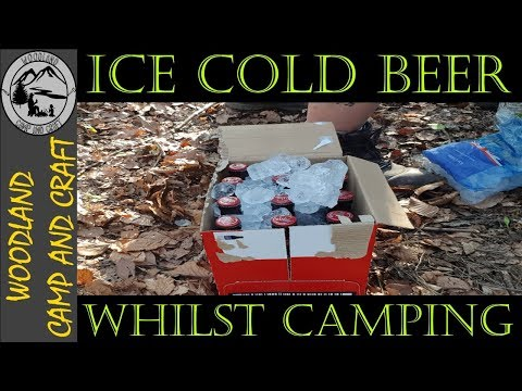 CAMPING ICE COLD BEER HACK