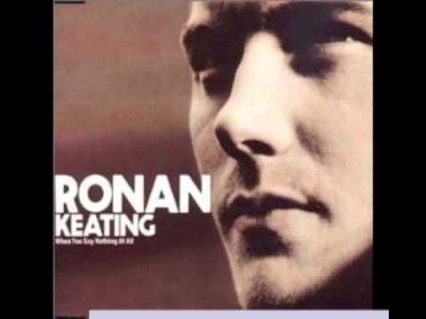 When You Say Nothing At All Karaoke - Ronan Keating Base musicale MIDI