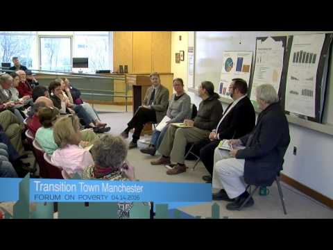 Transition Town Manchester - Poverty in Vermont 04.14.16