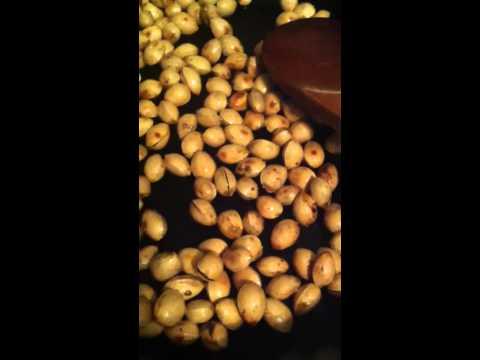 Cooking Gingko Nuts