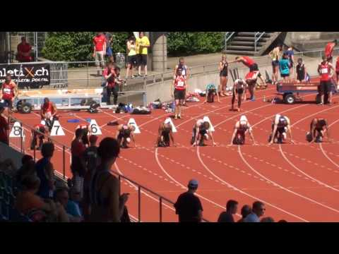 100m Hommes CSI 2010