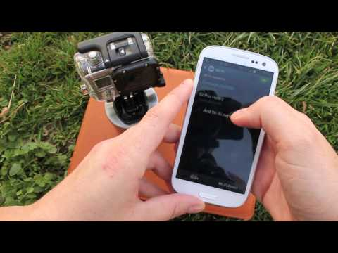 Do you need a SIM CARD or DATA Plan to Connect to the GoPro App? Hero3 Tips & Tricks