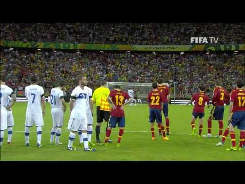 14 DAYS TO GO! Italy and Spain's penalty drama