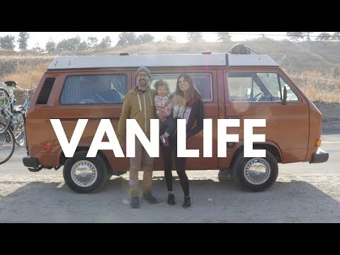 Van Life for 4 days // Yosemite, CA Travel Vlog