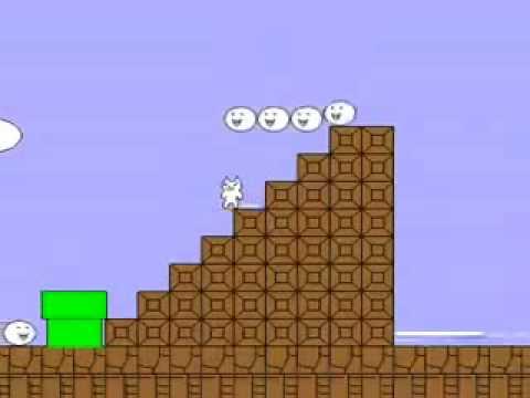 Trò chơi ức chế nhất thế giới - Japan Damn Mario