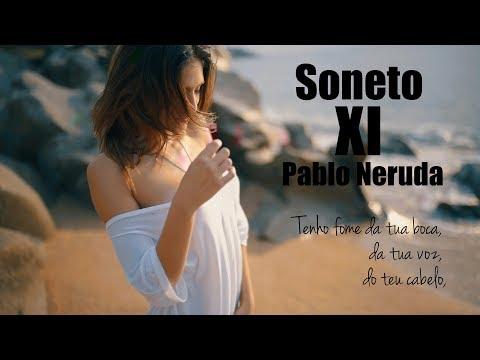 ✅ Pablo Neruda - Tenho Fome Da Tua Boca - Poemas De Amor - Poesia Erótica - A Voz Do Lápis