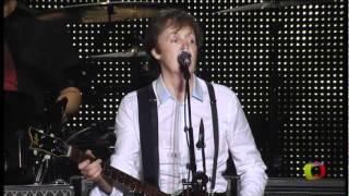 Paul McCartney - Paperback Writer + A Day In The Life (DVD Rio De Janeiro, Brasil 22.05.2011)