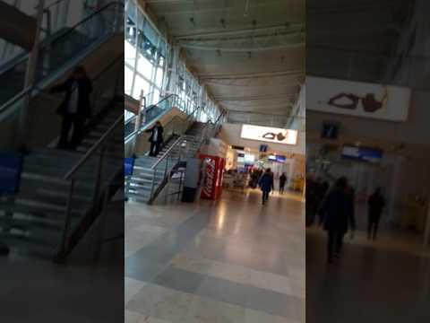 Trip to Liverpool John Lennon Airport  (19/1/17)