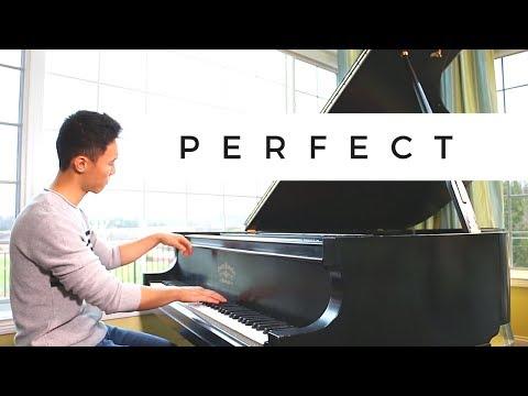 Ed Sheeran - Perfect (Piano Cover) - YoungMin You