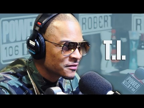 T.I. Talks New Projects,T.I. & Tiny: The Family Hustle, Tidal + More!