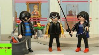 Die 10 erfolgreichsten Playmobil Videos von seratus1 Kita Polizei